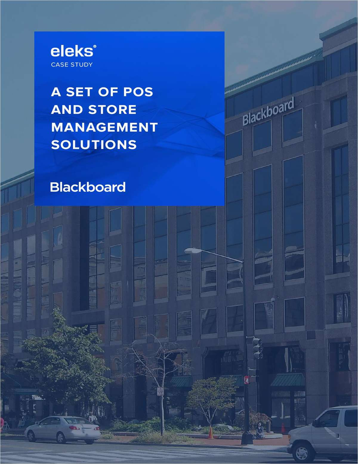 Blackboard Case Study: Delivering a Set of POS and Store Management Software Solutions with Rapid Team Scaling