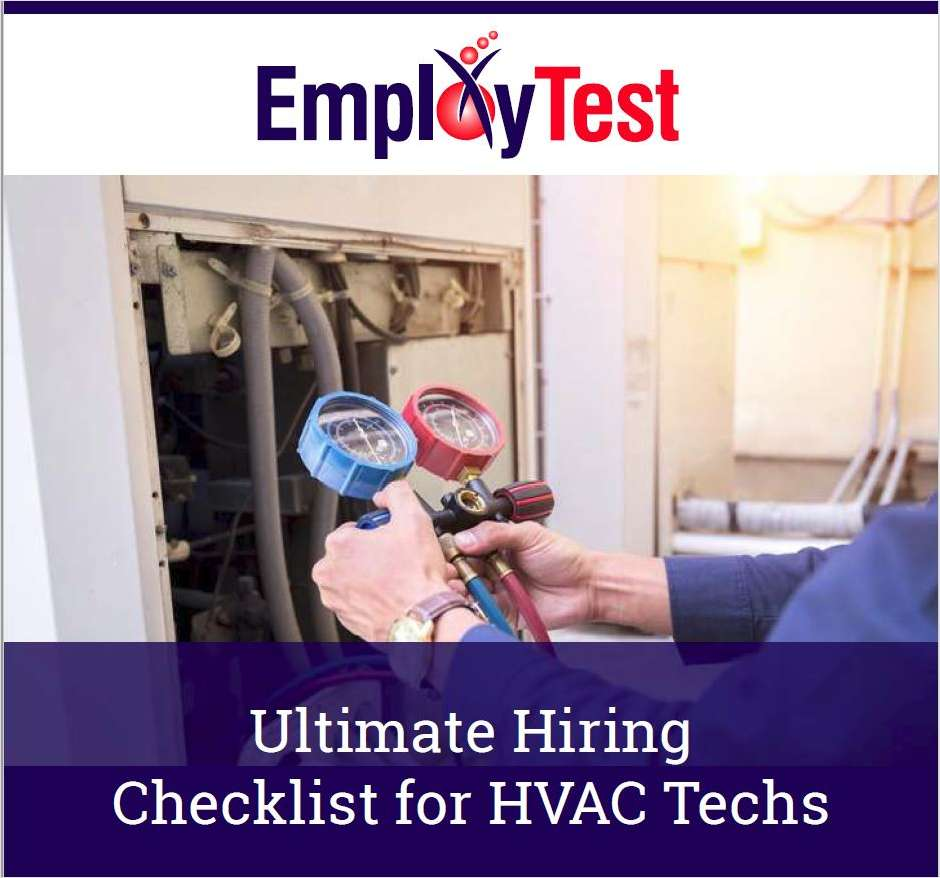 Ultimate Hiring Checklist for HVAC Companies