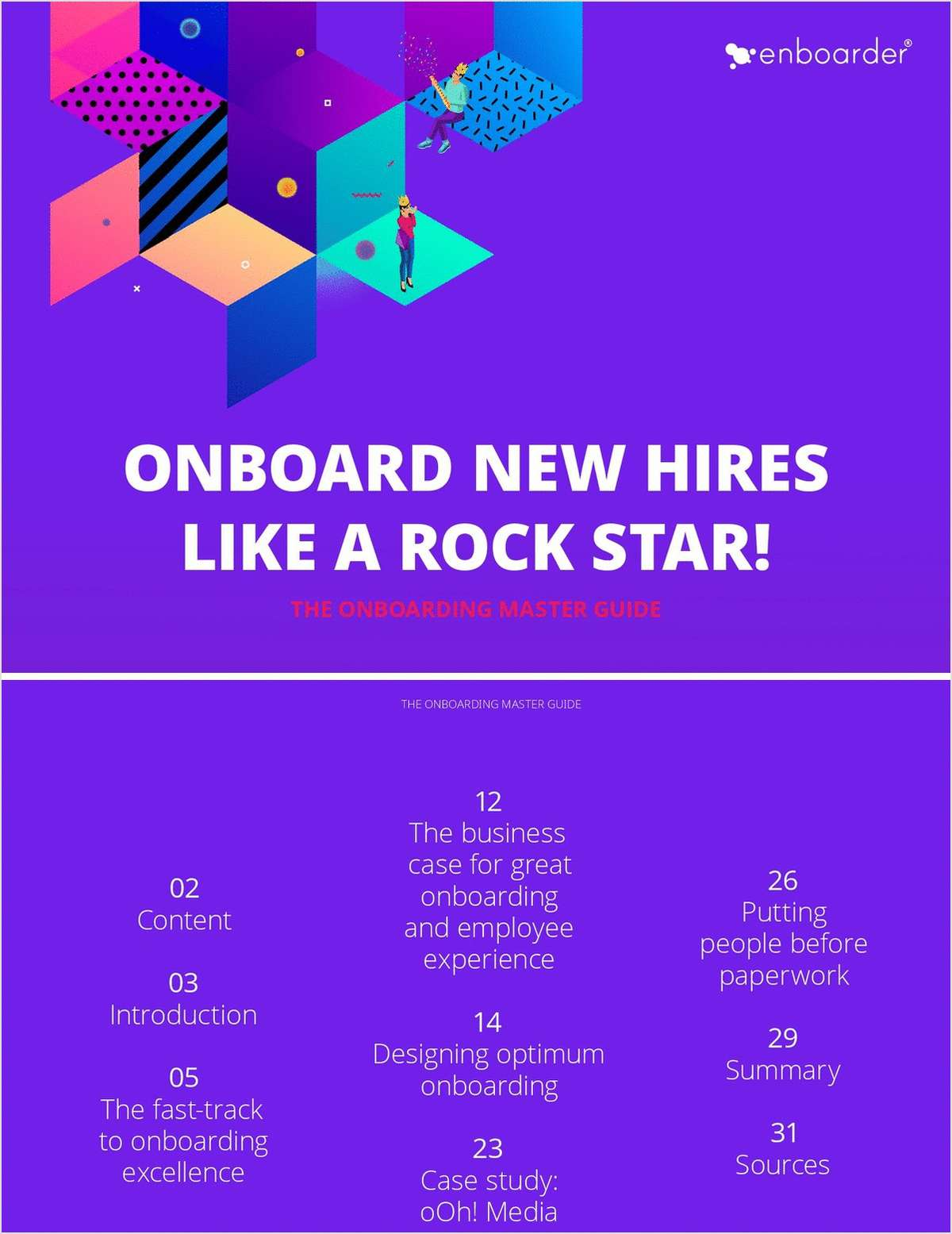 Onboard New Hires like a Rock Star