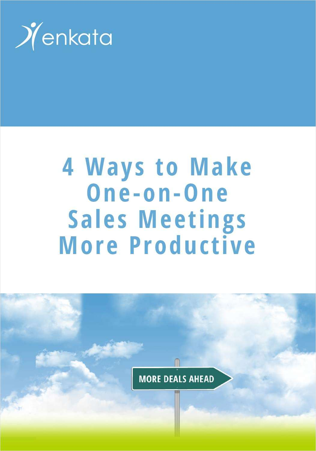 4 Ways to Make One-on-One Sales Meetings More Production