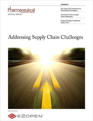 Addressing Supply Chain Challenges in Pharma