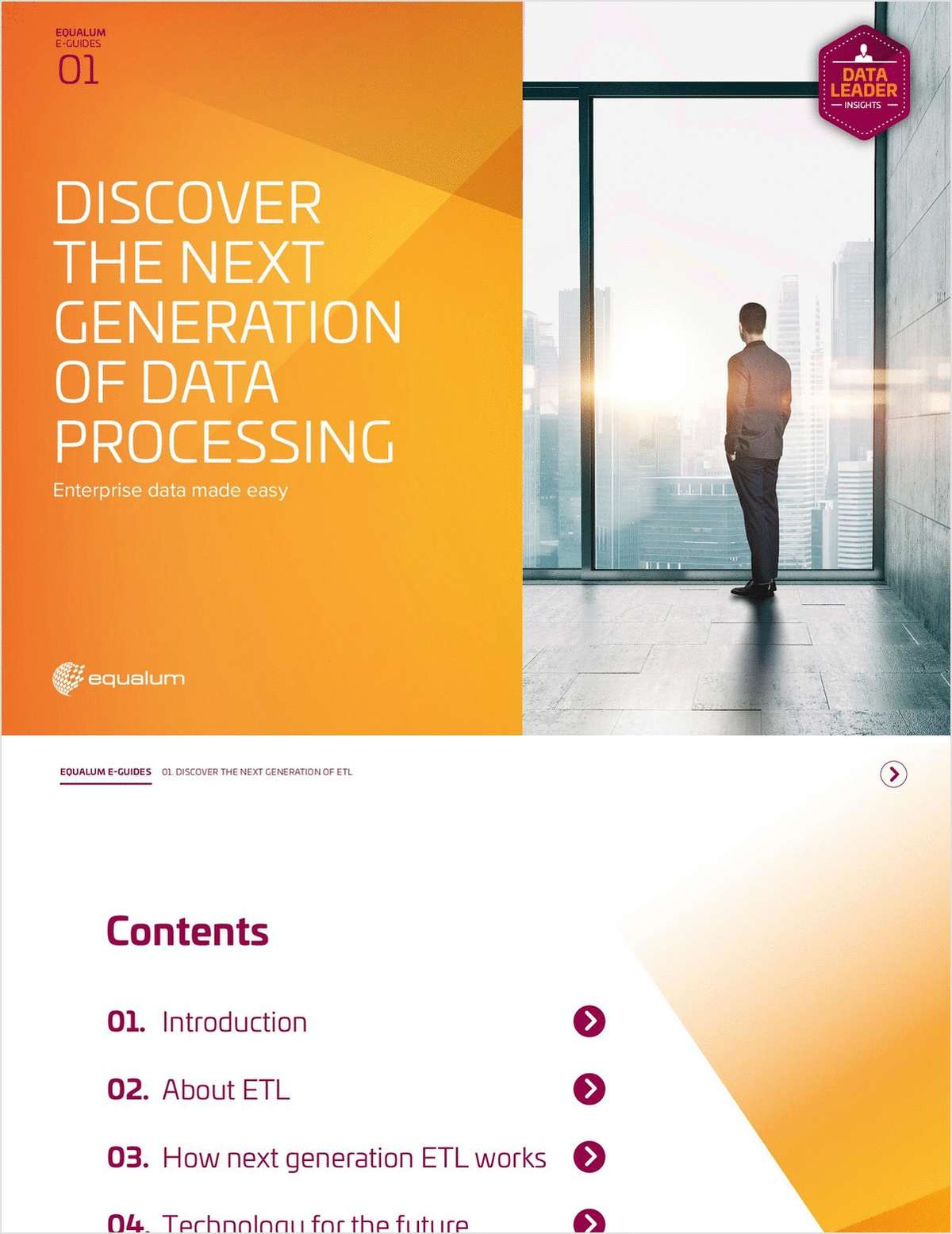 Discover The Next Generation Of Data Processing