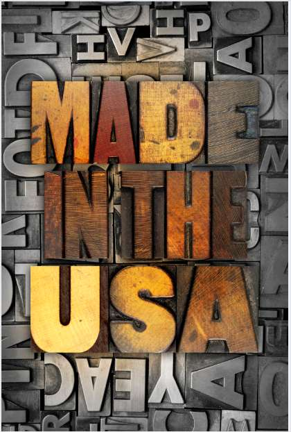 Whitepaper on American Apparel Purchase trends - Is 'Made in the USA' Back in Vogue?