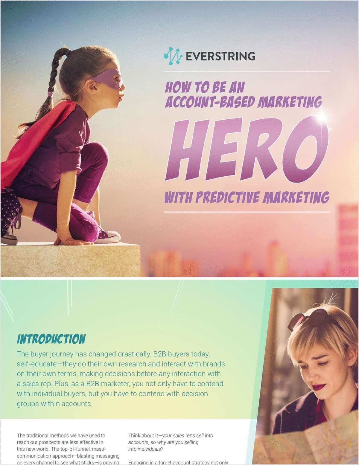 How To Be an Account-Based Marketing Hero with Predictive Marketing