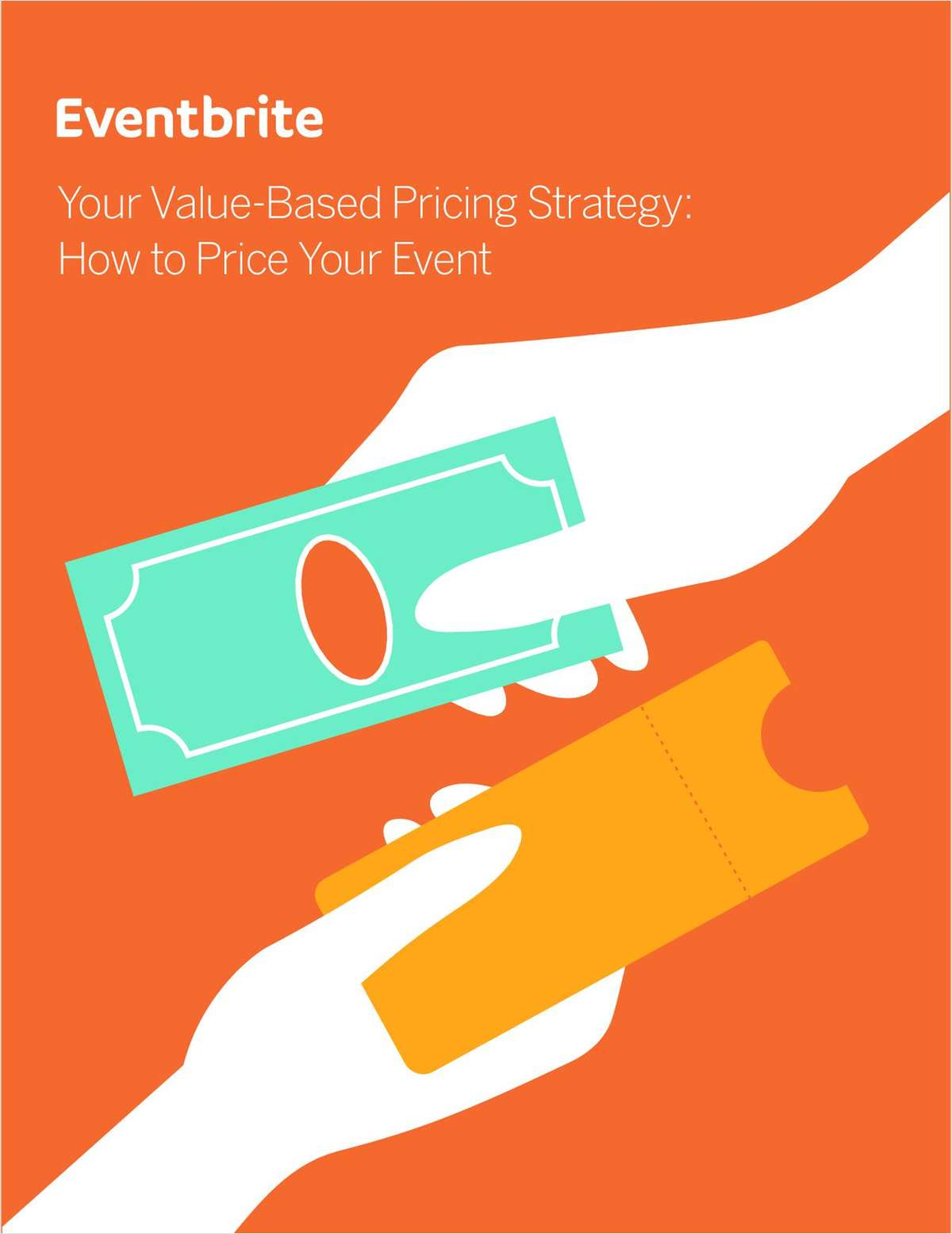 Your Value-Based Pricing Strategy: How to Price Your Event