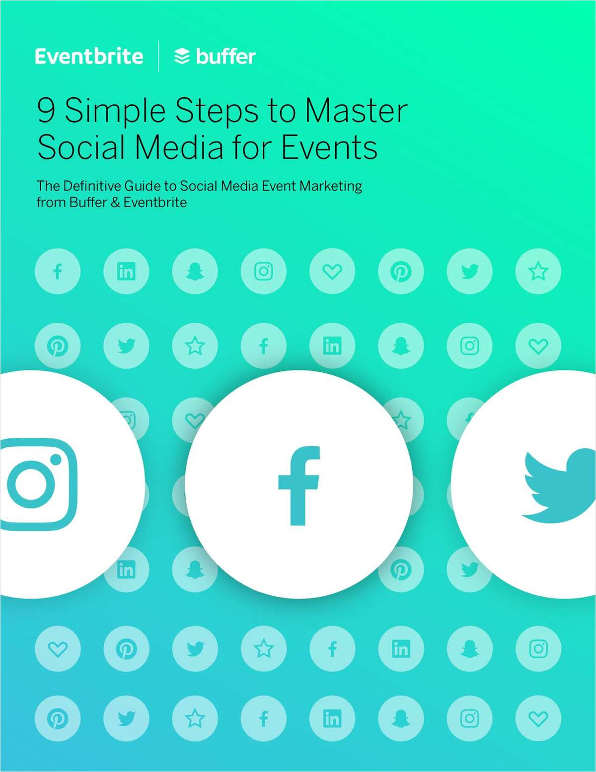 9 Simple Steps to Master Social Media for Events