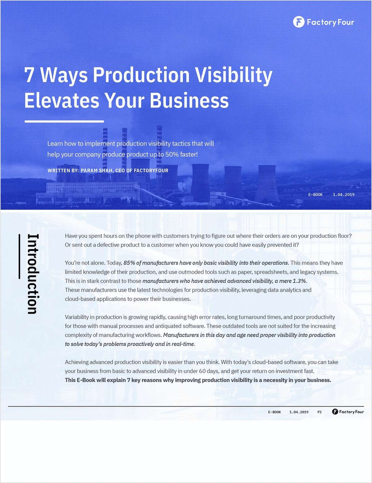 7 Ways Production Visibility Elevates Your Business