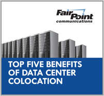 The Top 5 Benefits of Data Center Colocation