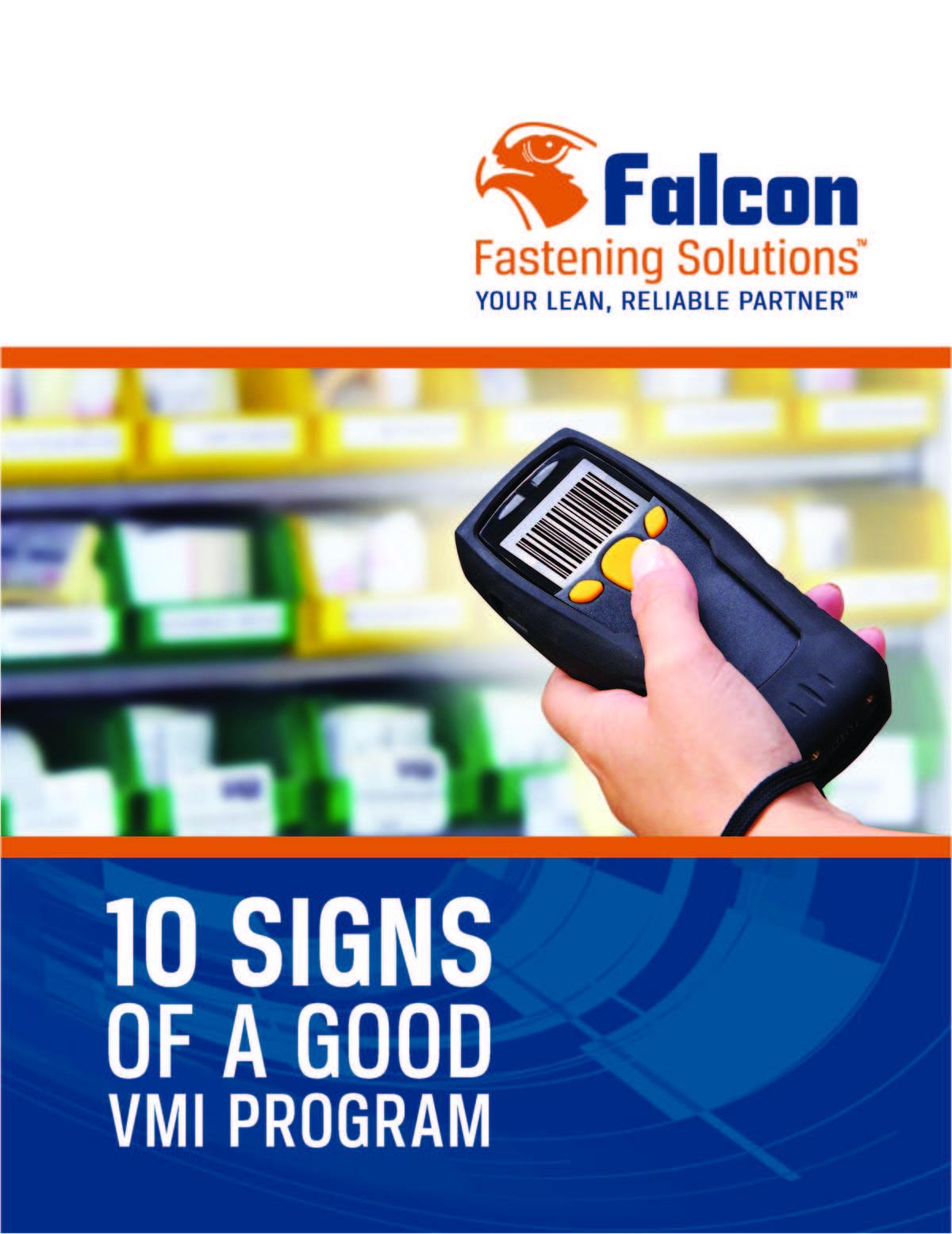 10 Signs of a Good Vendor Managed Inventory Program