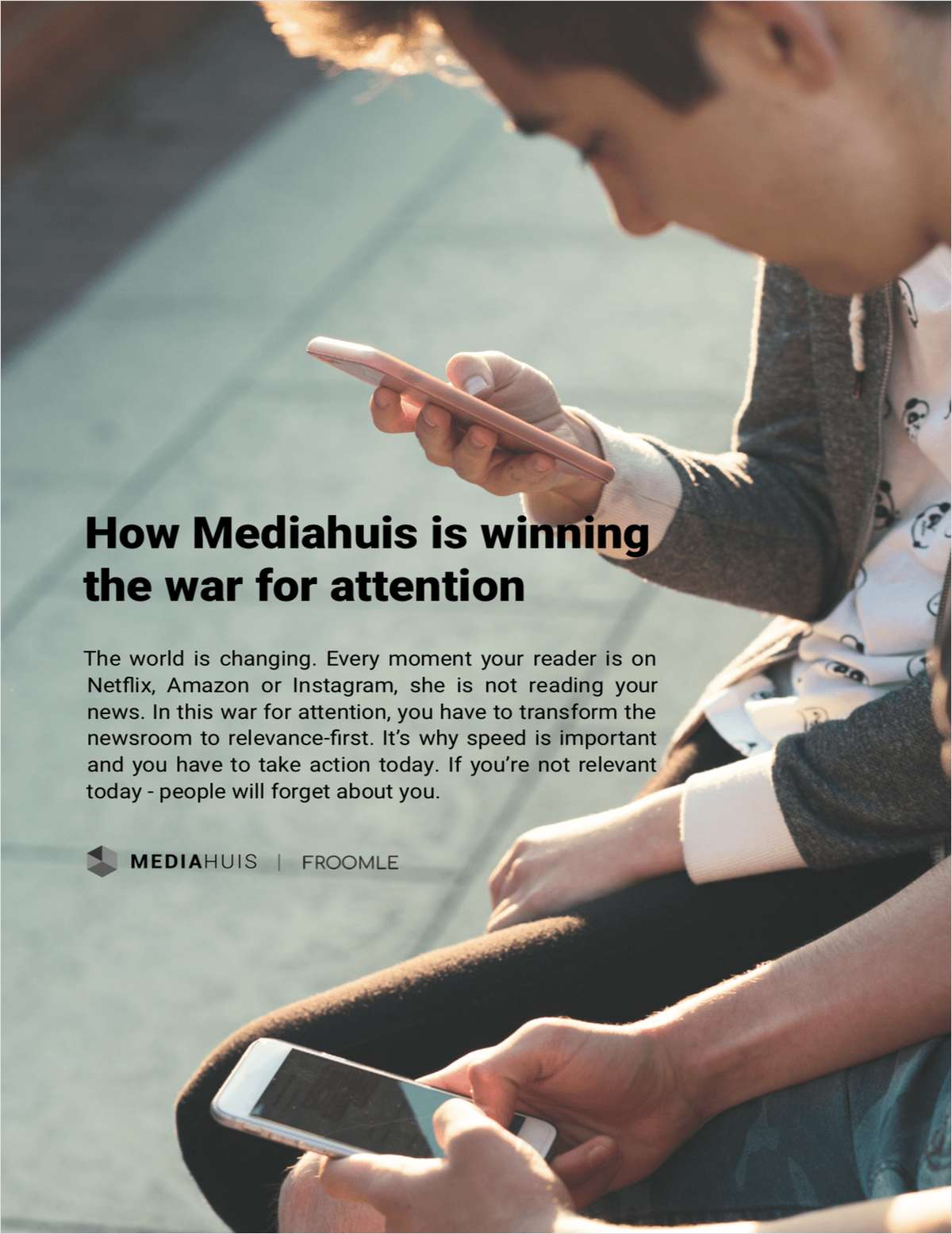 How Mediahuis Is Winning the War for Attention?