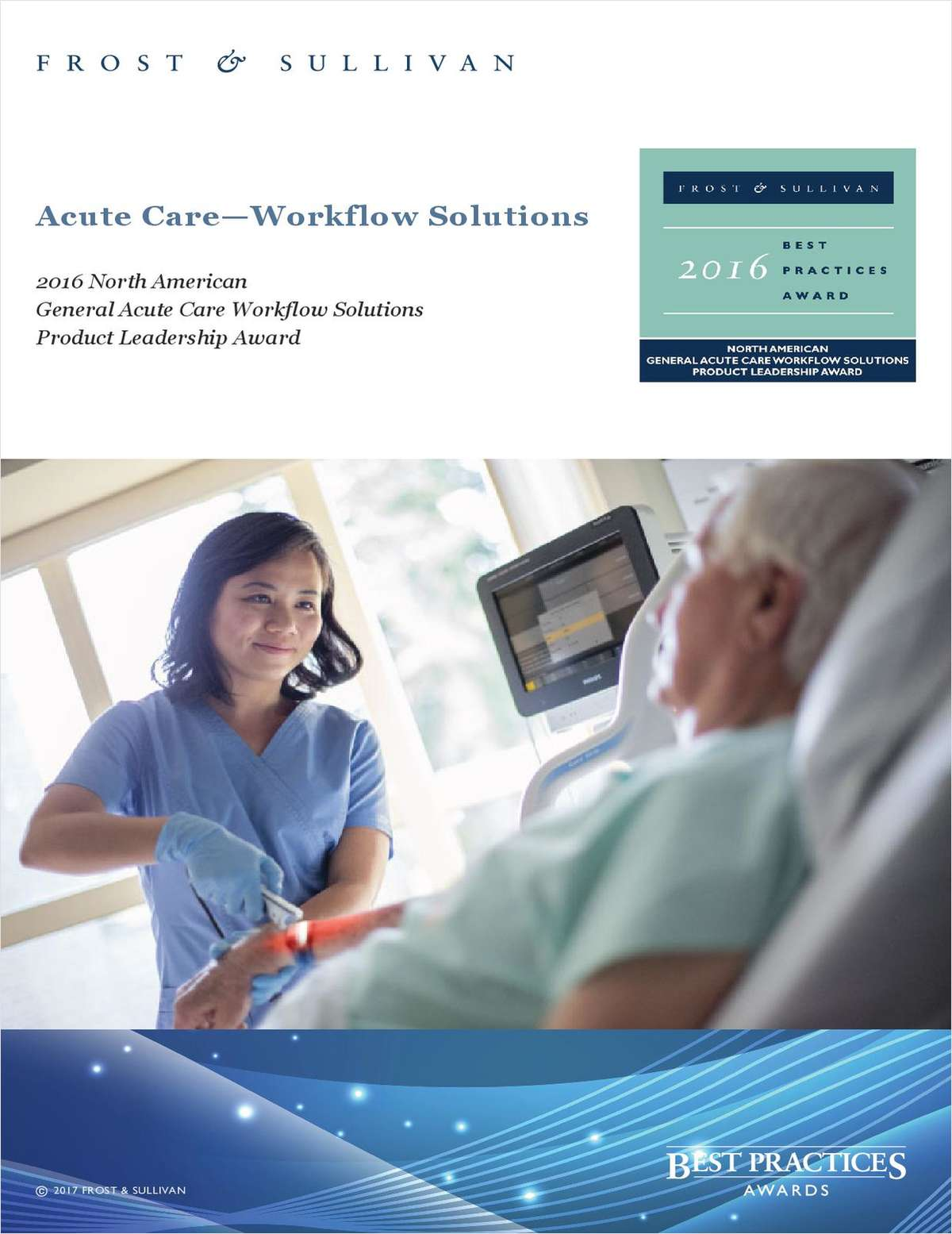 Acute Care - Workflow Solutions