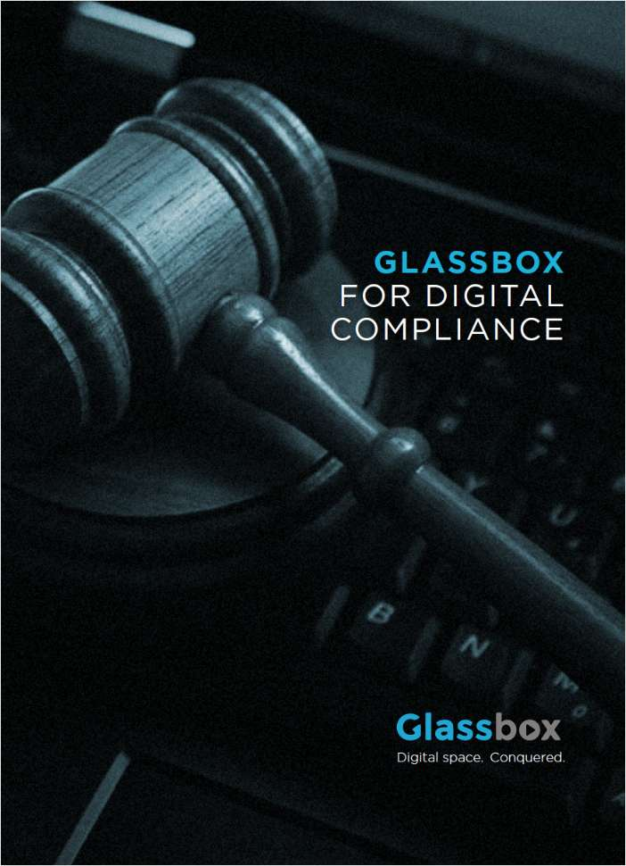 Solutions to Master Digital Compliance