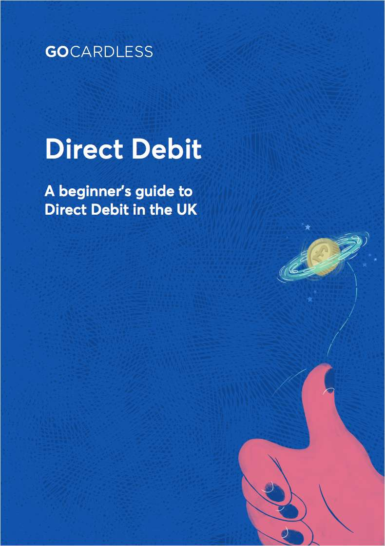 A beginner's guide to Direct Debit