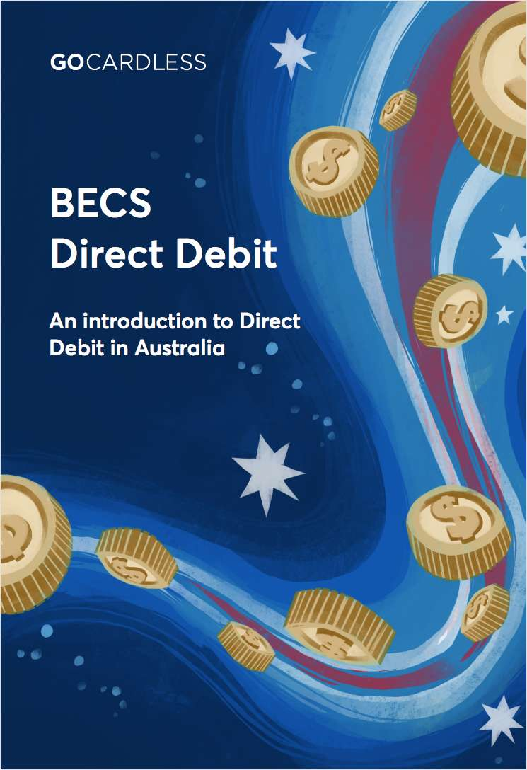 An introduction to Direct Debit in Australia