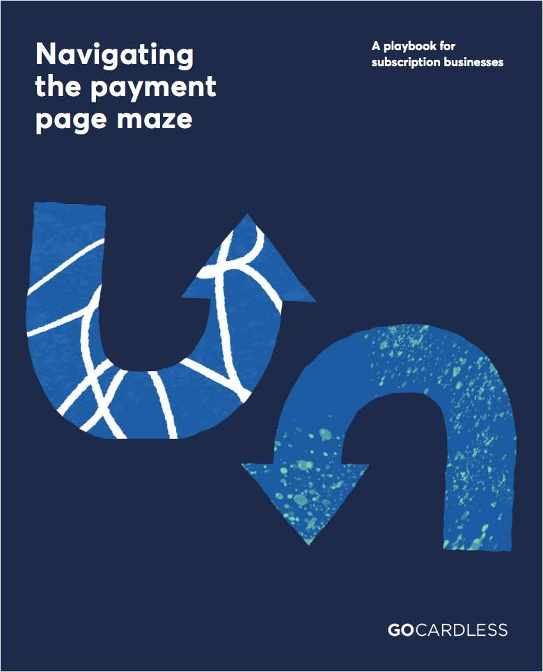 The playbook for navigating the payment page