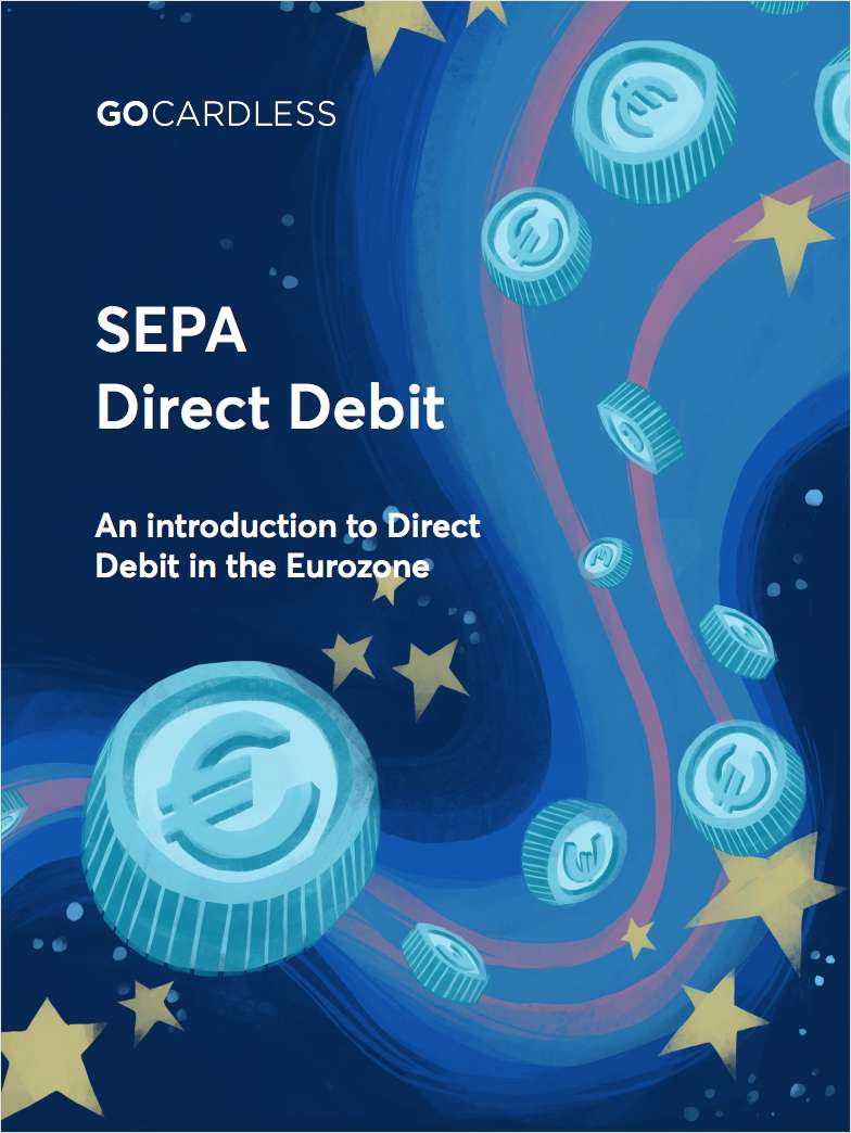 An introduction to Direct Debit in the Eurozone