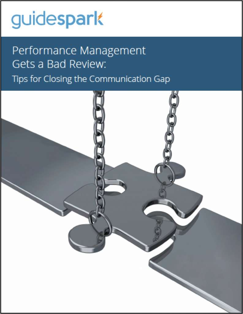Performance Management Gets a Bad Review