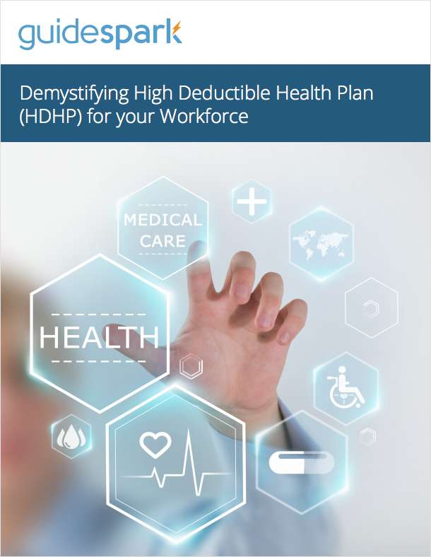 Demystifying High  Deductible Health Plan (HDHP) for your Workforce