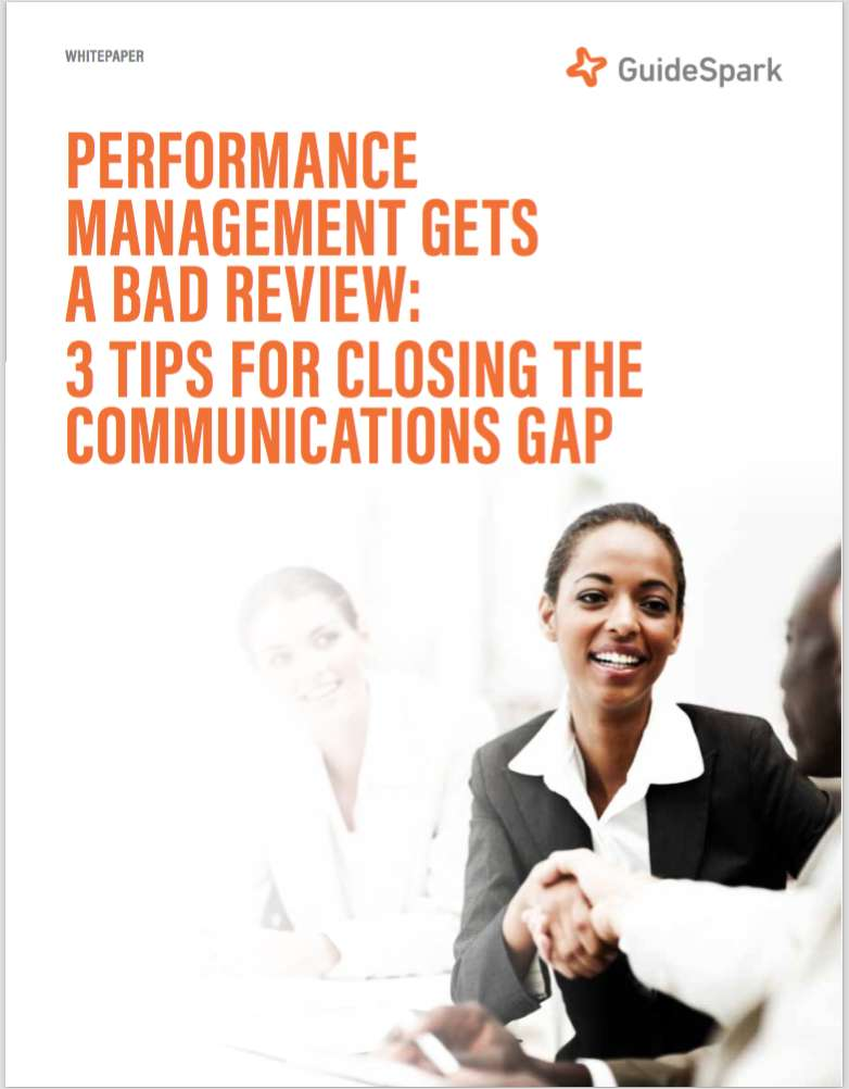 Performance Management: 3 Tips for Closing the Communication Gap