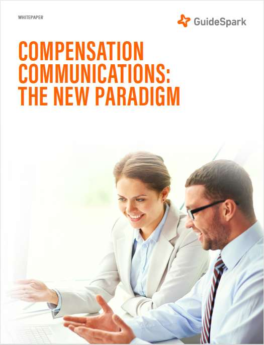 Compensation Communications: The New Paradigm