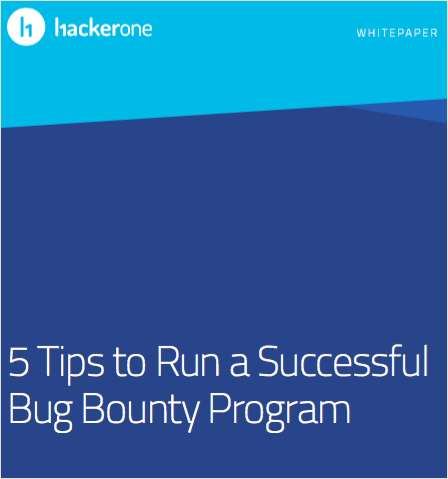 5 Tips for a Successful Bug Bounty Program Paper