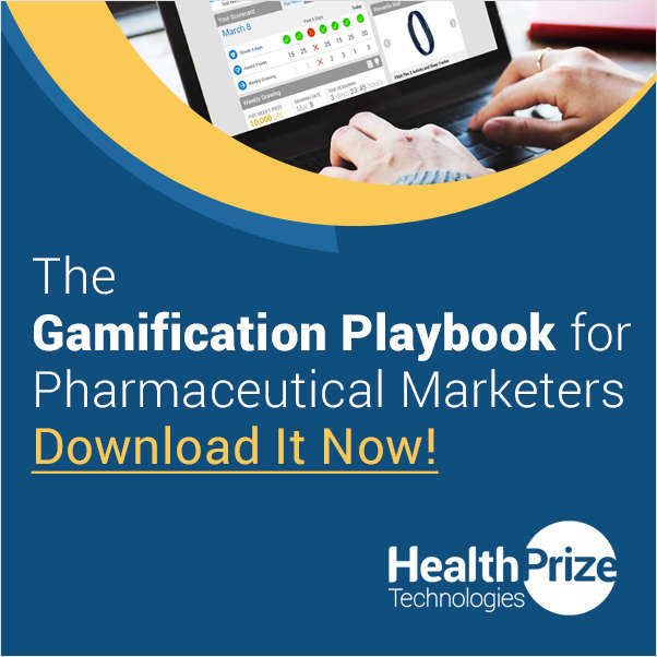 The Gamification Playbook for Pharmaceutical Marketers