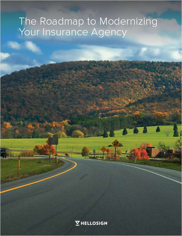 The Roadmap to Modernizing Your Insurance Agency
