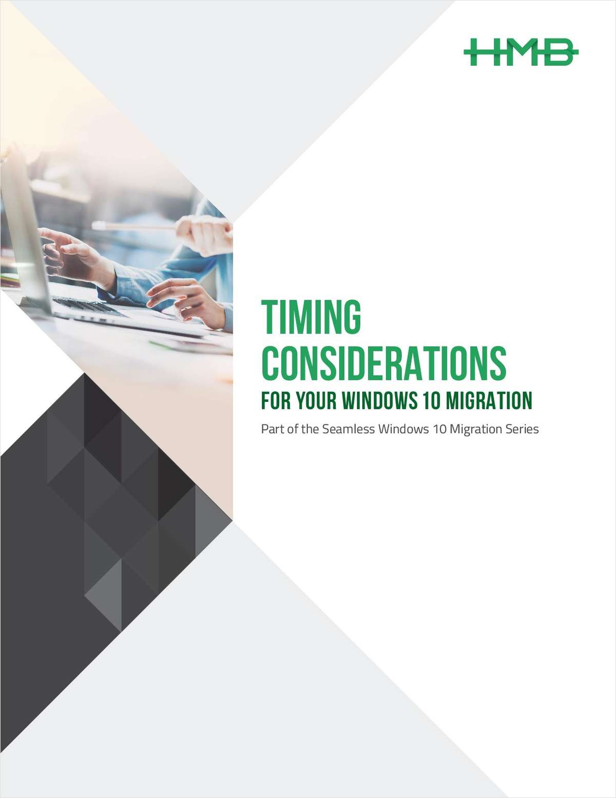 Timing Considerations for Your Windows 10 Migration
