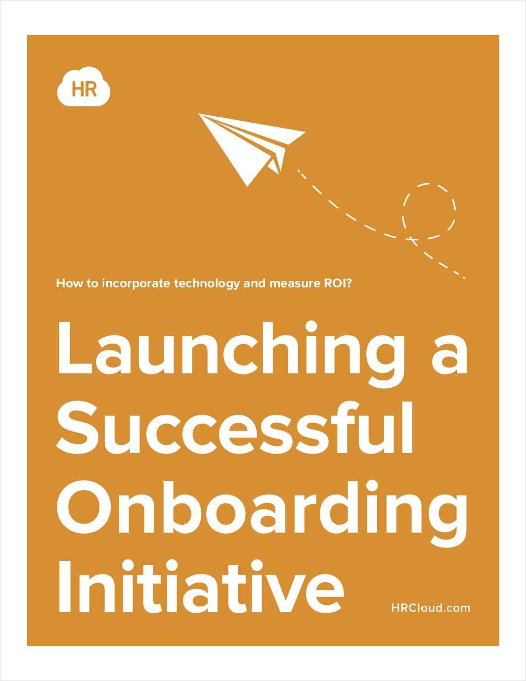 Launching a Successful Onboarding Initiative