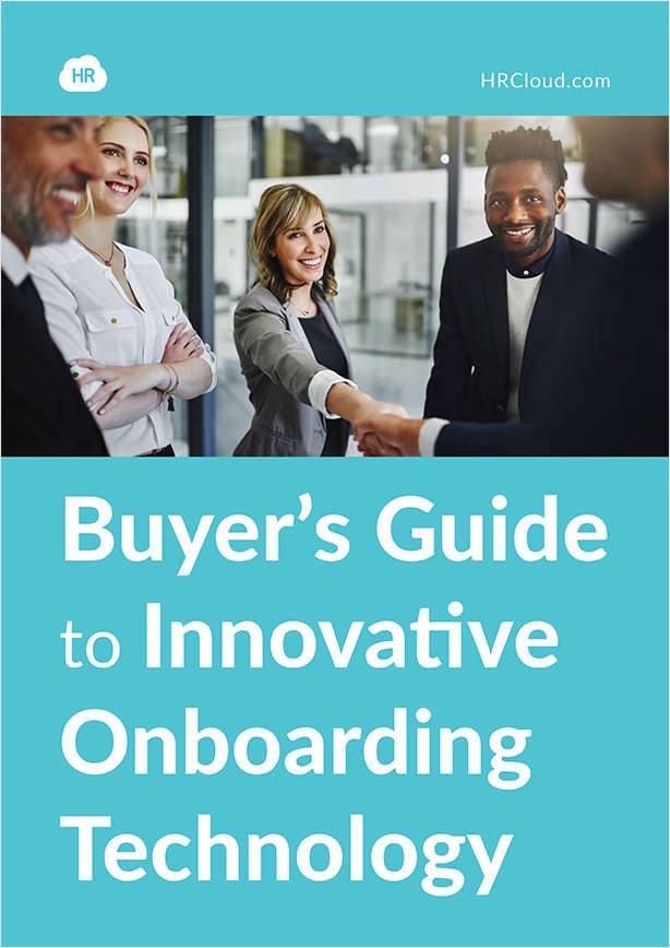 Buyer's Guide to Innovative Onboarding Technology
