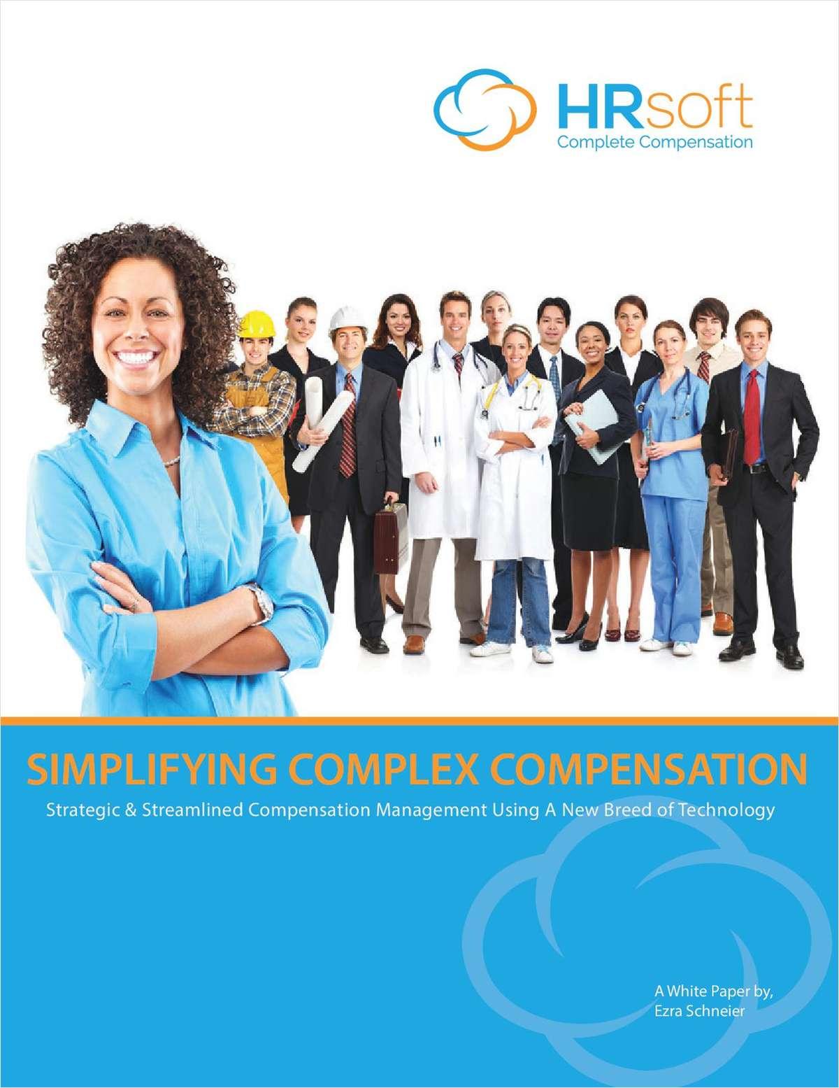 Simplifying Complex Compensation