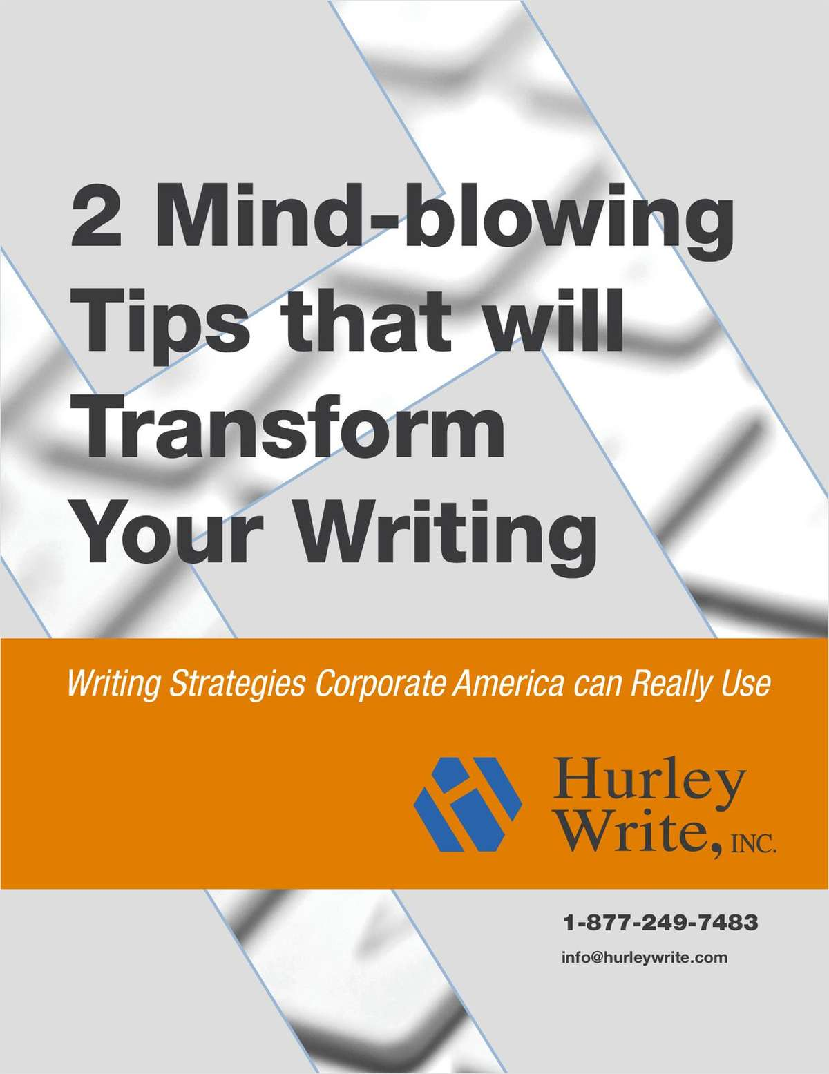 2 Mindblowing Tips that will Transform your Writing