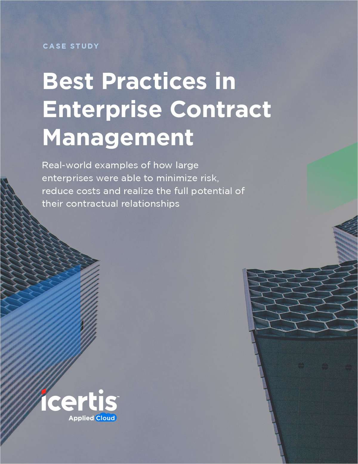 Learn How Large Enterprises Benefit from Deployment of Contract Management