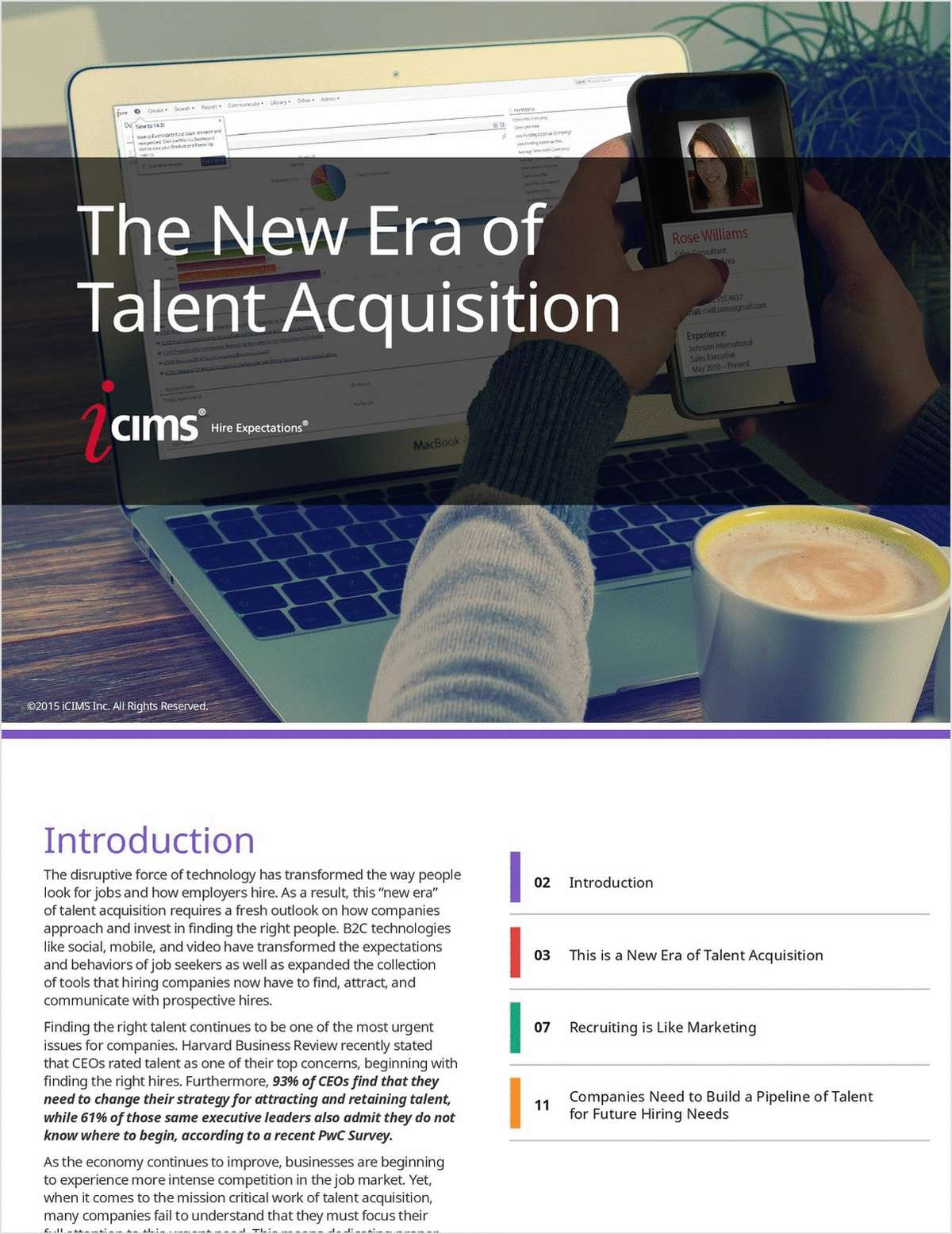 The New Era of Talent Acquisition