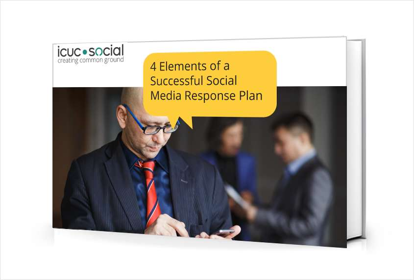 4 Elements of a Successful Social Media Response Plan