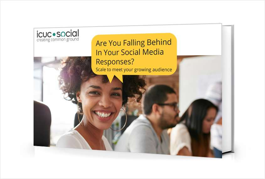Are You Falling Behind In Your Social Media Responses?