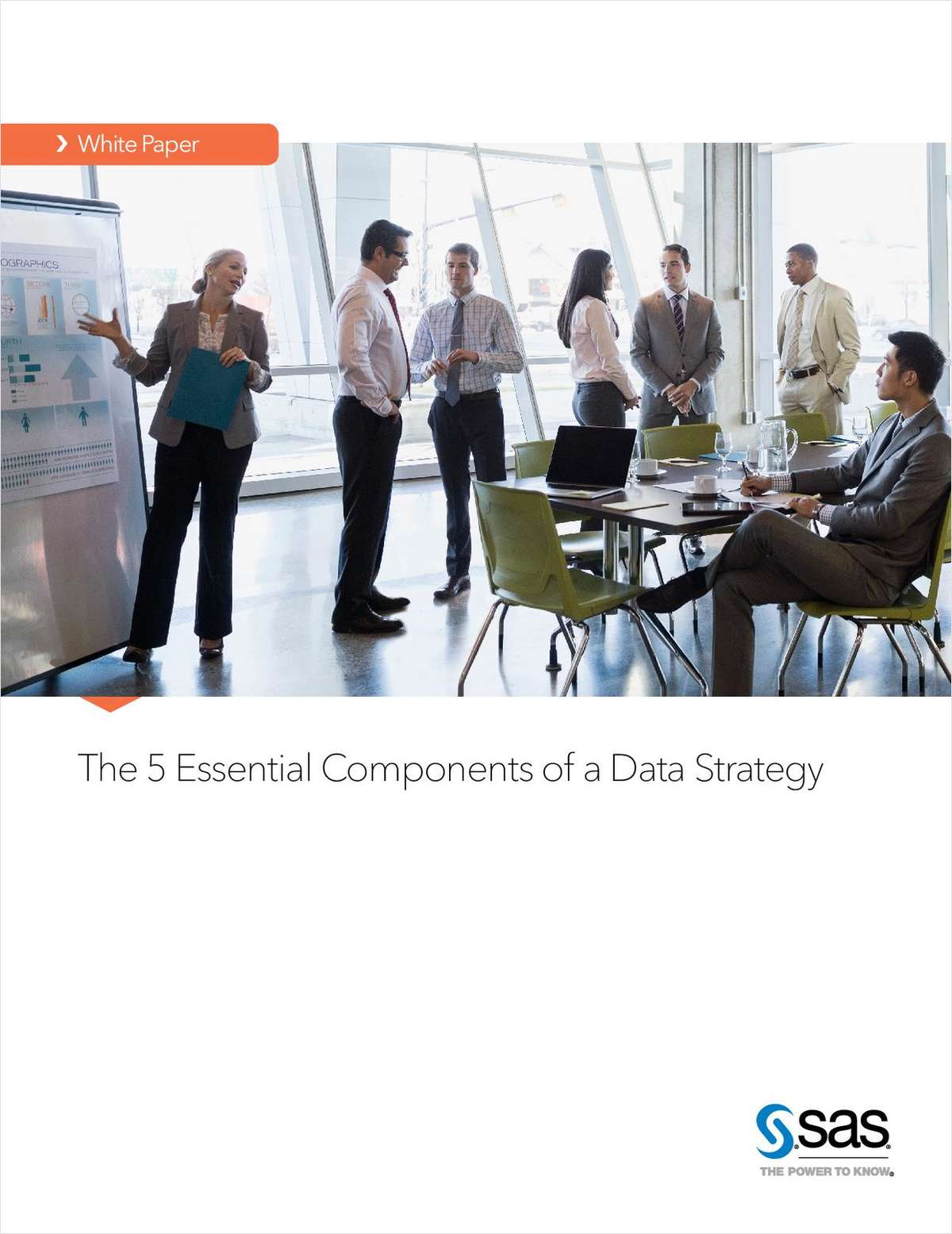 5 Essential Components of a Data Strategy