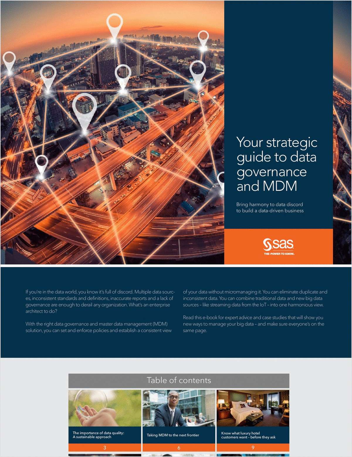 Your Strategic Guide to Data Governance and MDM