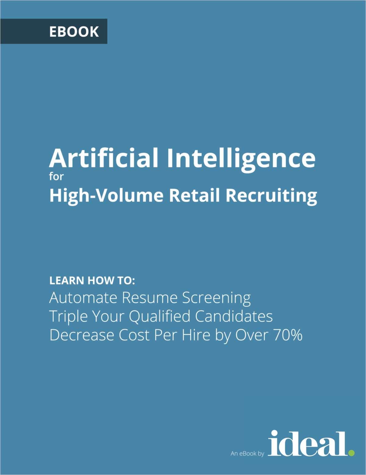 AI For High-volume Retail Recruiting