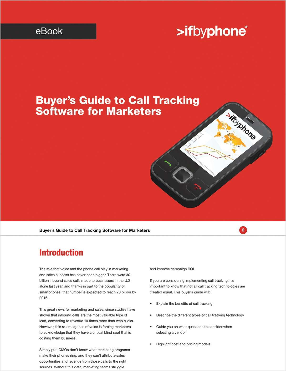 Buyer's Guide to Call Tracking Software for Marketers