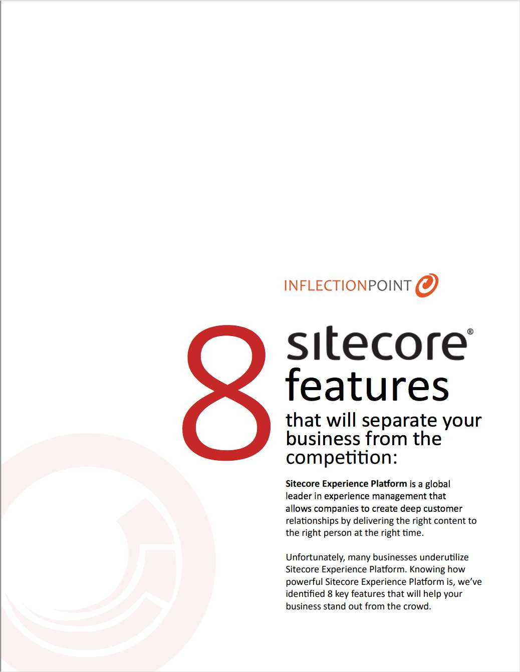 8 Sitecore Features That Will Separate Your Business from the Competition