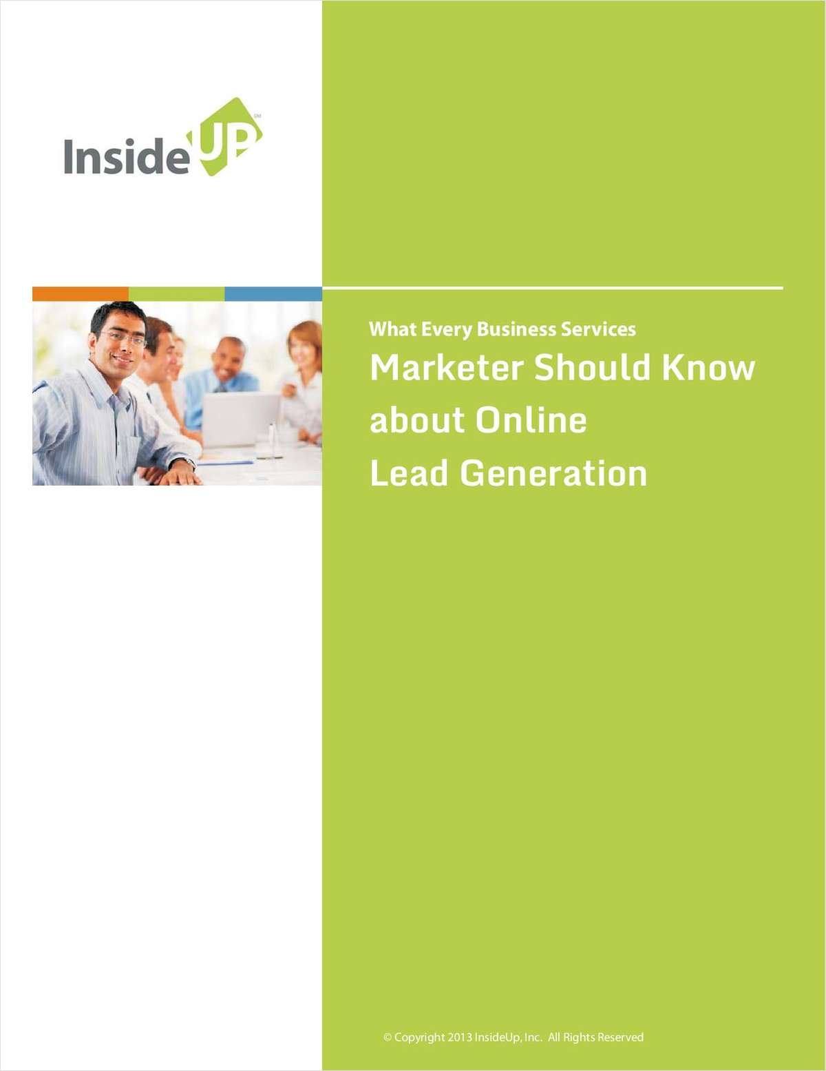 How Business Services Marketers Can Generate Online Sales Leads