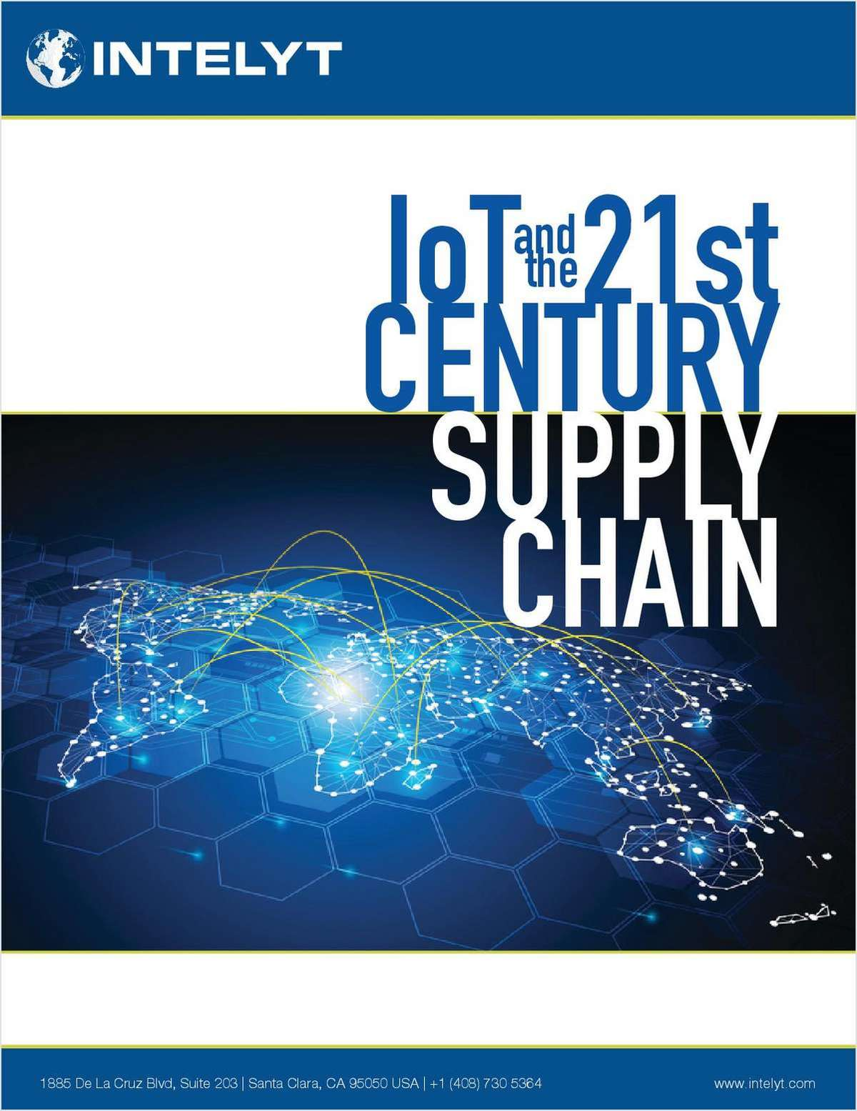 IoT and the 21st Century Supply Chain