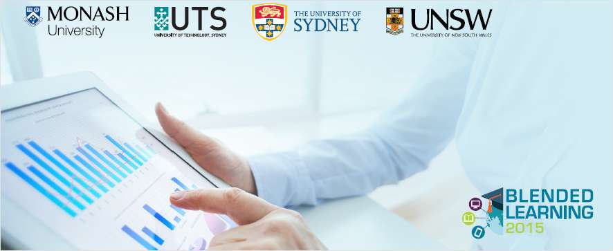 How 4 Australian Universities are taking blended learning to the next level.