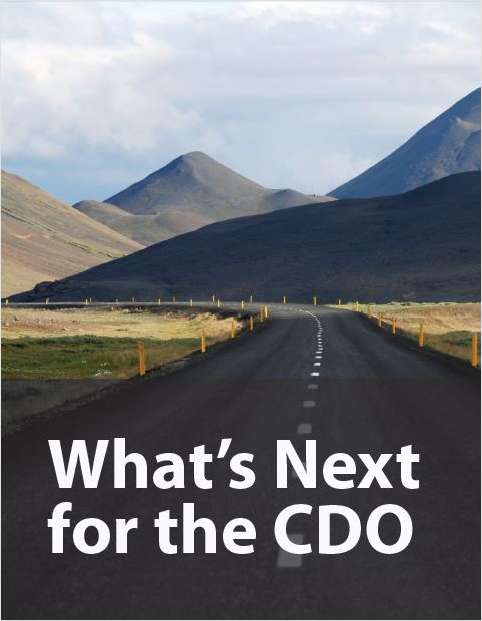 What's Next for the CDO?