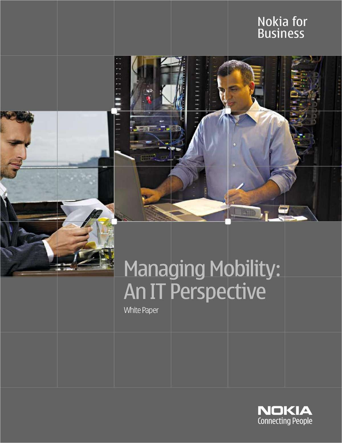 Managing Mobility: An IT Perspective