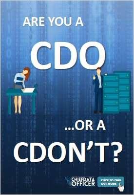 Are you a CDO - or a CDON'T?