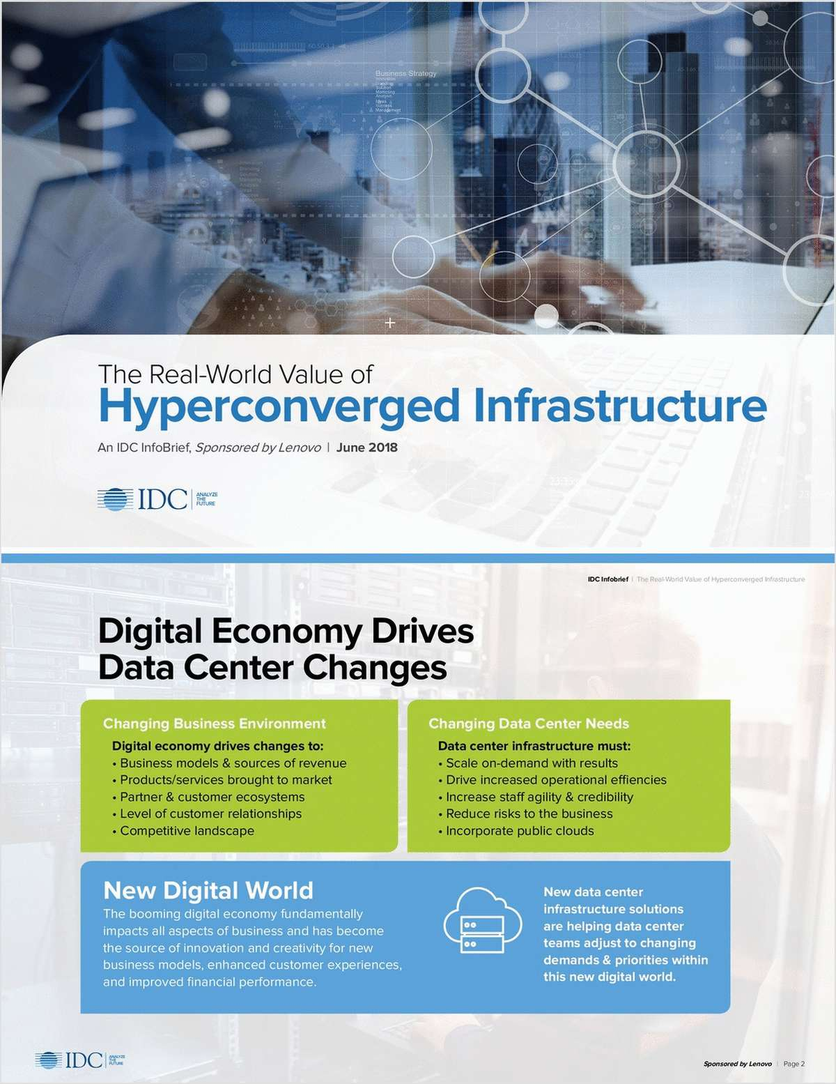 The Real-World Value of Hyperconverged Infrastructure