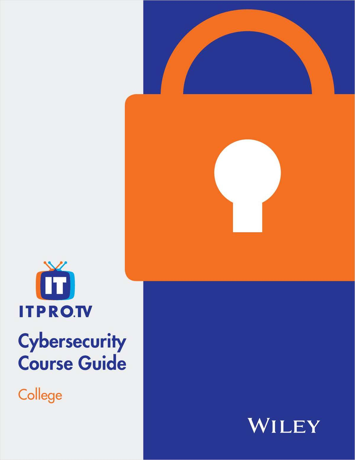 Cybersecurity textbooks quickly become outdated, we don't
