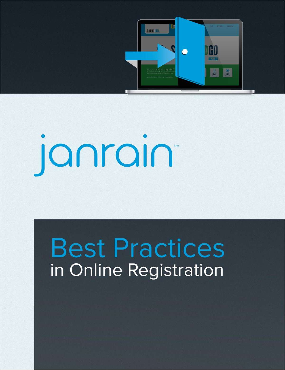 Best Practices In Online Registration